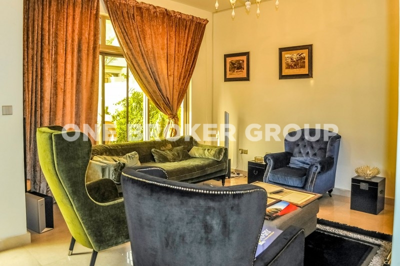 Fascinating 3BR Townhouse in Meydan City