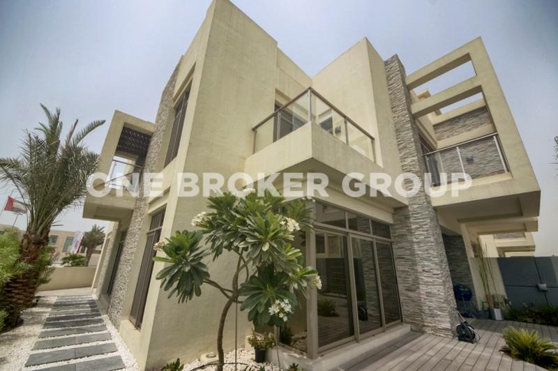 4BR Corner Unit Townhouse in Meydan City
