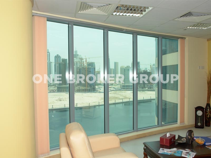 Fully Furnished, Creek View, Business Tower