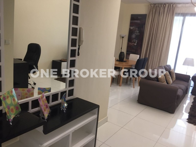 Furnished 2 Bedroom With Sea View, Bahar 4