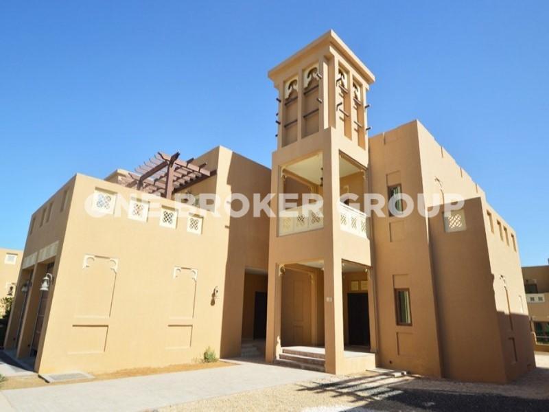 Well-Kept 5br+M, Dubai Style Al Furjan