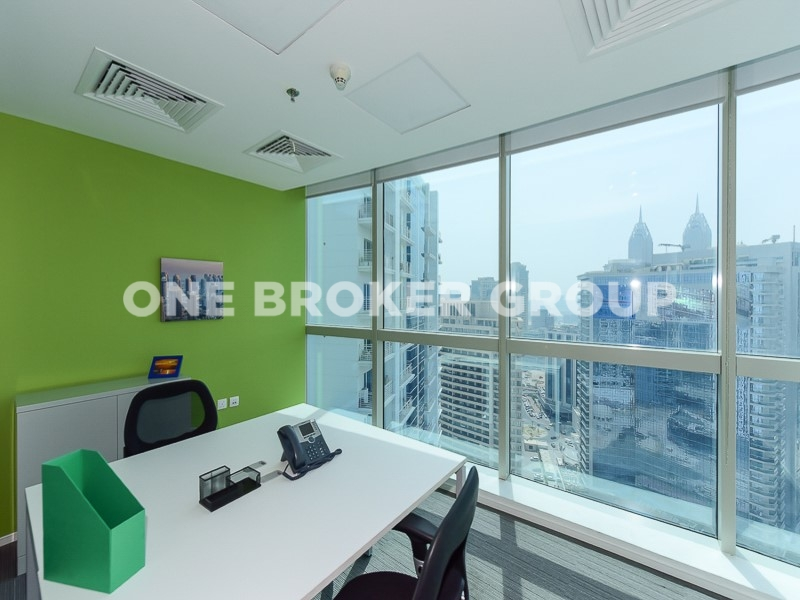 Office Space, Smart Heights , Barsha Heights