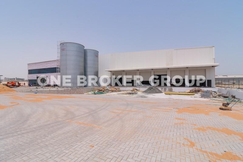 EXCLUSIVE | New High Spec Warehouse | JA