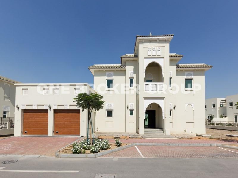 Al Furjan 3 Br + M,  Stand Alone Villa