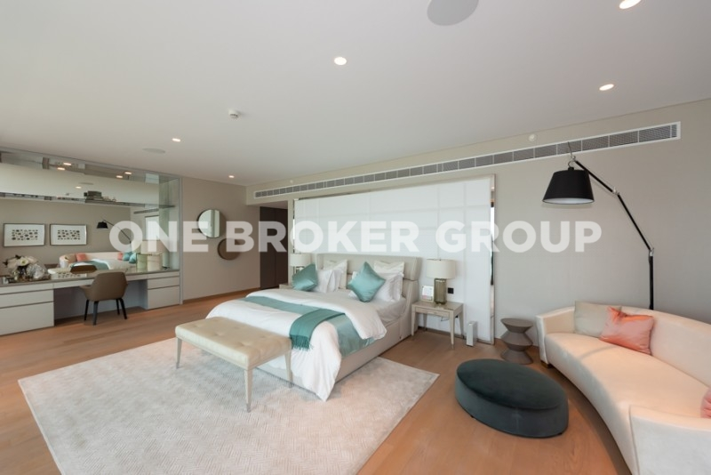 Rare 3 Bedrooms With Full Sea And Palms