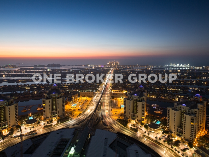 Cozy 1BR,Palm Tower,Palm Mall Palm Jumeirah