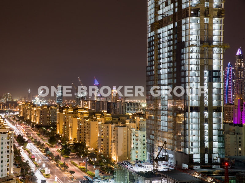 Largest 2br Service Apartment,Palm Tower