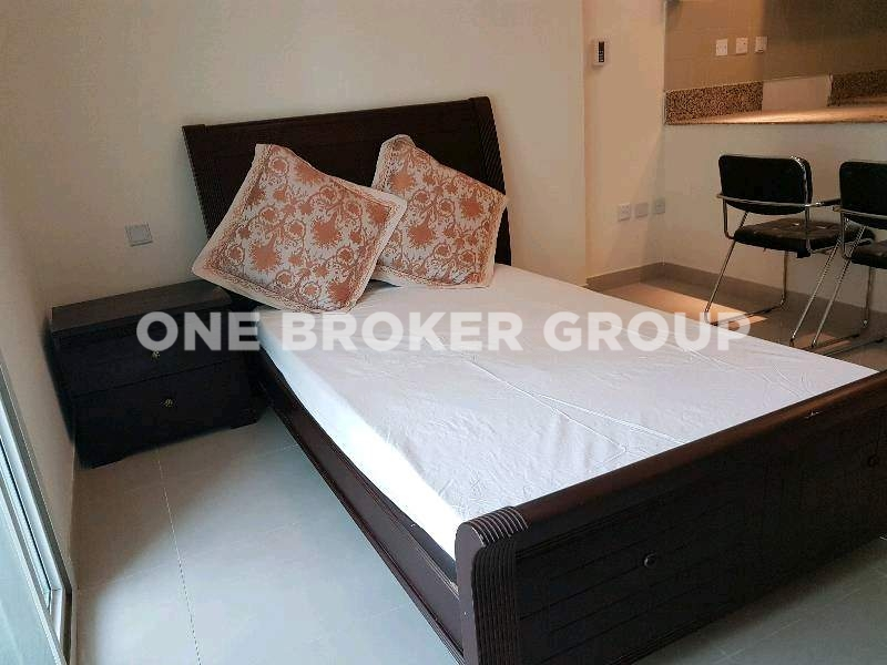 Fully Furnished Rented Studio With Best Roi