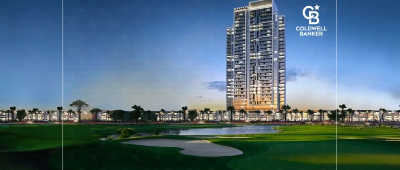 Carson Residential Apartments Apartment in  Akoya (DAMAC Hills)