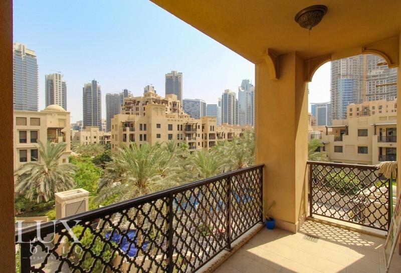 Zaafaran 4, Old Town, Dubai image 0