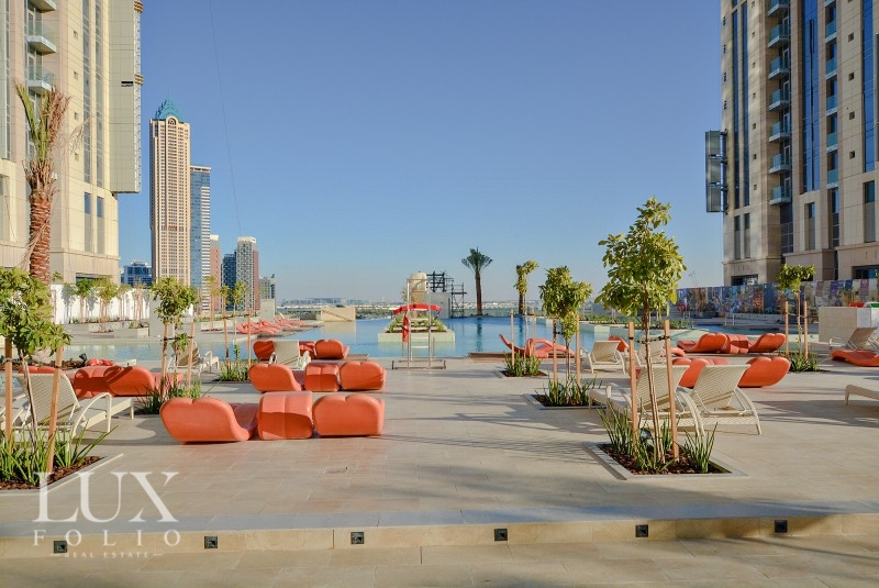 Noora Tower - Al Habtoor City, Business Bay, Dubai image 2