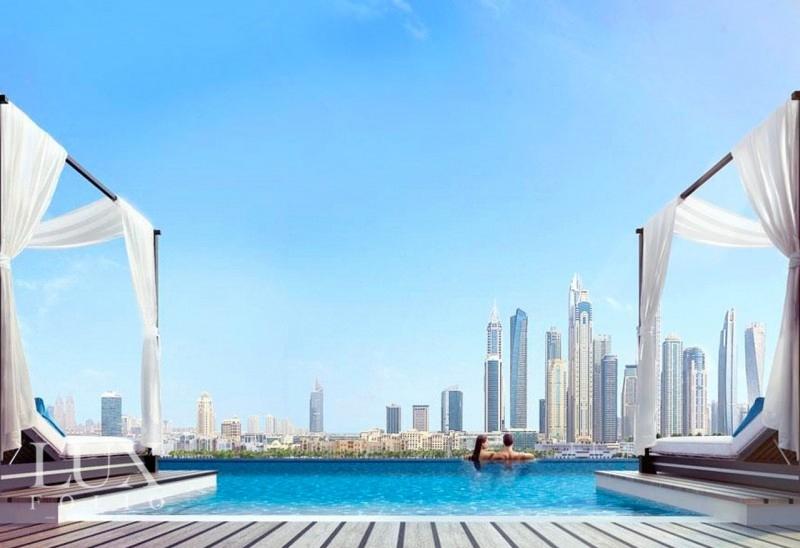 Marina Vista, EMAAR Beachfront, Dubai image 6