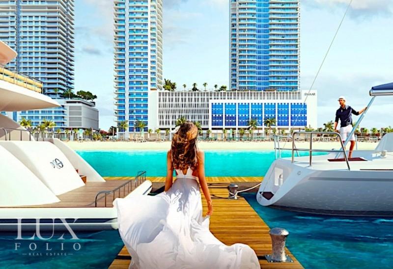 Marina Vista, EMAAR Beachfront, Dubai image 9