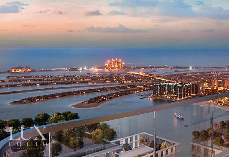 Marina Vista, EMAAR Beachfront, Dubai image 3