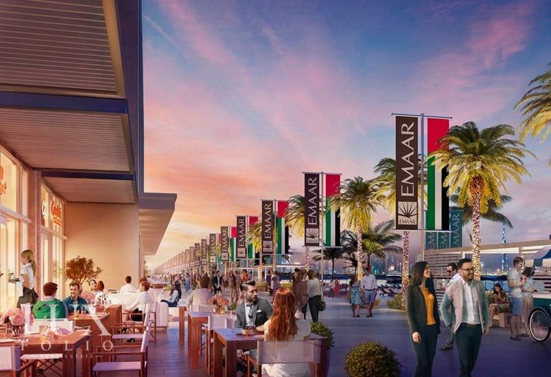 Marina Vista, EMAAR Beachfront, Dubai image 1