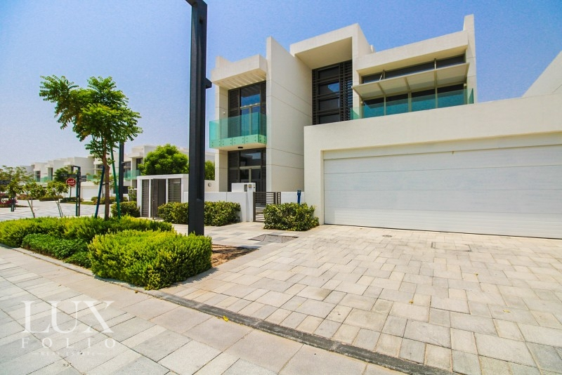 District One Villas, Mohammad Bin Rashid City, Dubai image 1