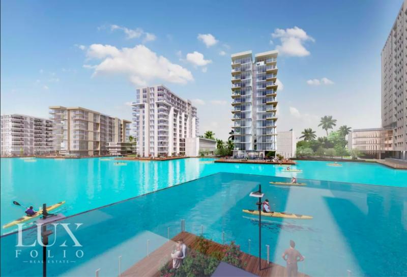 District One Residences, Mohammad Bin Rashid City, Dubai image 1