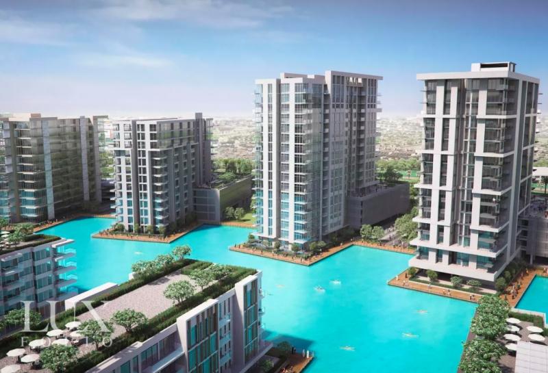 District One Residences, Mohammad Bin Rashid City, Dubai image 0