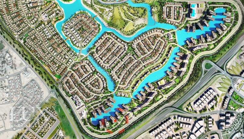 District One Residences, Mohammad Bin Rashid City, Dubai image 13