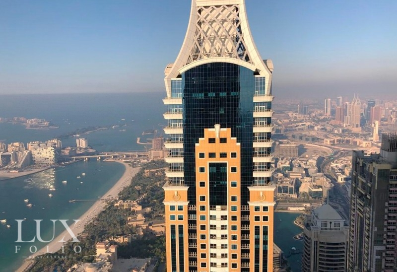 The Princess Tower, Dubai Marina, Dubai image 1
