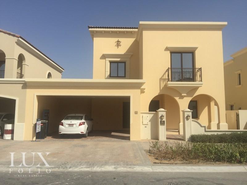 Lila Villas, Arabian Ranches 2, Dubai image 0