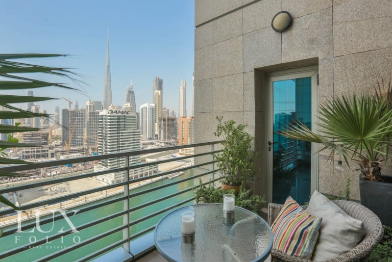 Hamilton, Business Bay, Dubai image 1