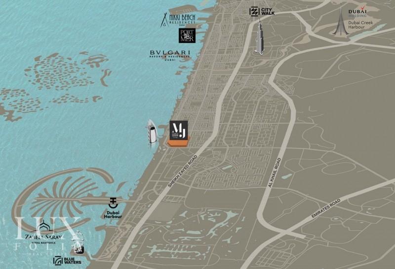 Madinat Jumeirah Living, Umm Suqeim, Dubai image 6