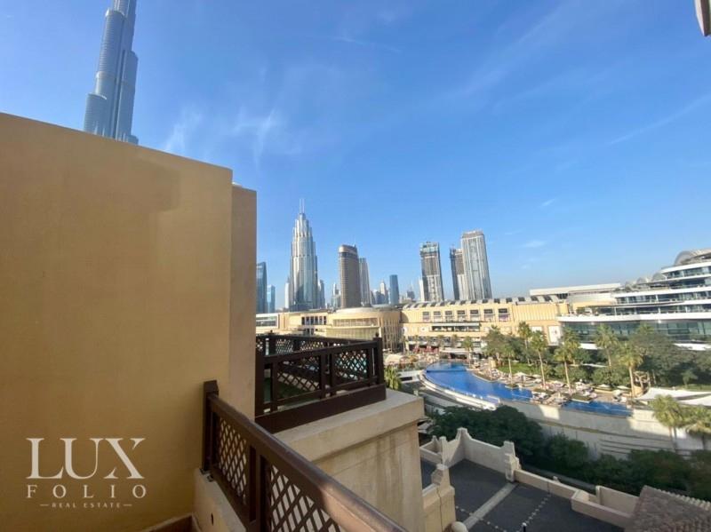 Al Tajer Residence, Old Town, Dubai image 16