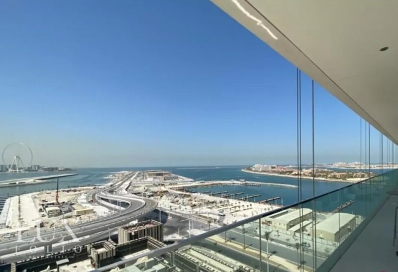Beach Vista Tower 1, Dubai Harbour, Dubai image 4