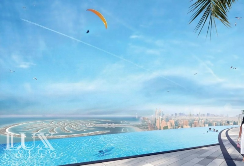 The Address Residences Jumeirah Resort And Spa, JBR, Dubai image 17