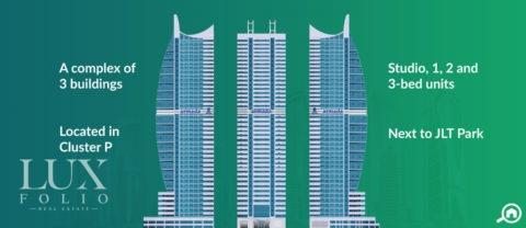Armada 1, Jumeirah Lake Towers, Dubai image 5