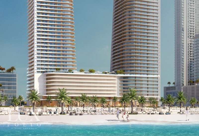Grand Bleu Tower, EMAAR Beachfront, Dubai image 4
