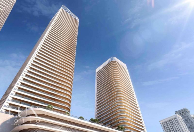 Grand Bleu Tower, EMAAR Beachfront, Dubai image 5