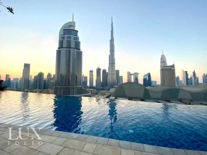 The Address Residence Fountain Views 2, Downtown Dubai, Dubai image 17