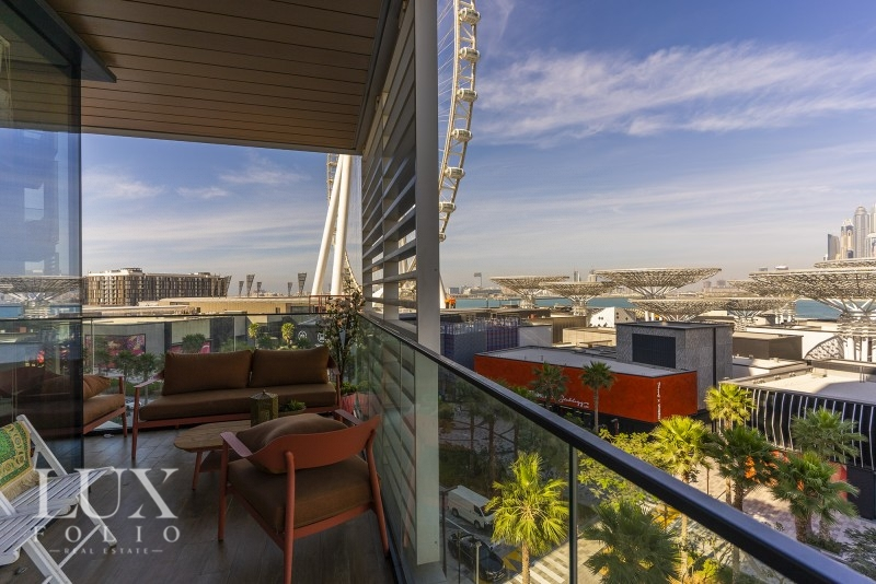 Apartment Building 6, Bluewaters Island, Dubai image 3