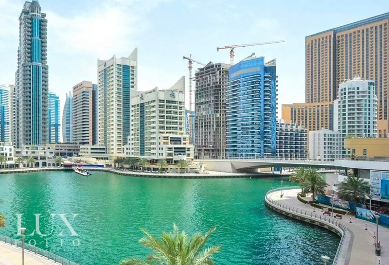 Sanibel Tower, Dubai Marina, Dubai image 1