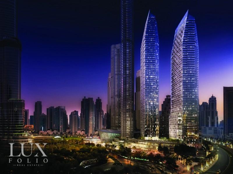 The Address Residences Dubai Opera Tower 2, Downtown Dubai, Dubai image 7