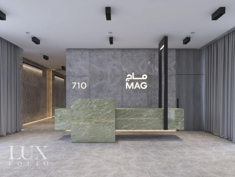 MAG Eye, Mohammad Bin Rashid City, Dubai image 2