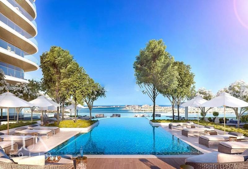 Marina Vista, EMAAR Beachfront, Dubai image 5