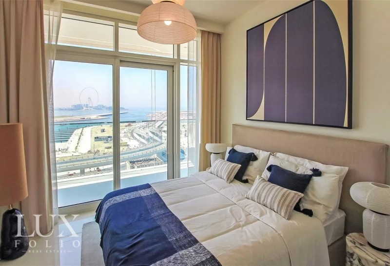 Grand Bleu Tower, EMAAR Beachfront, Dubai image 1