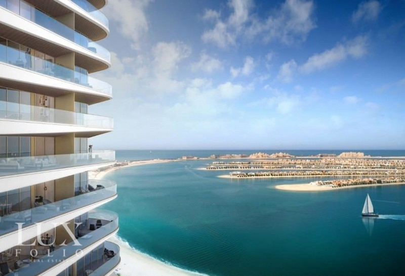 Grand Bleu Tower, EMAAR Beachfront, Dubai image 6