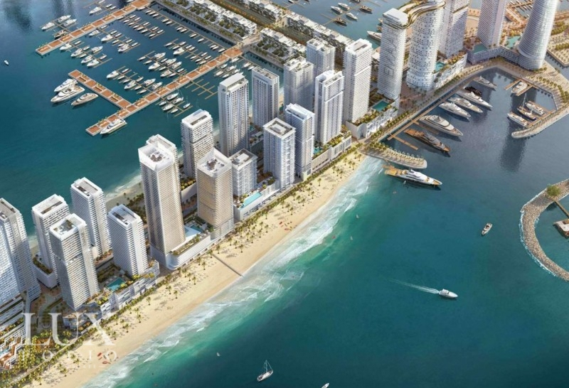 Grand Bleu Tower, EMAAR Beachfront, Dubai image 10