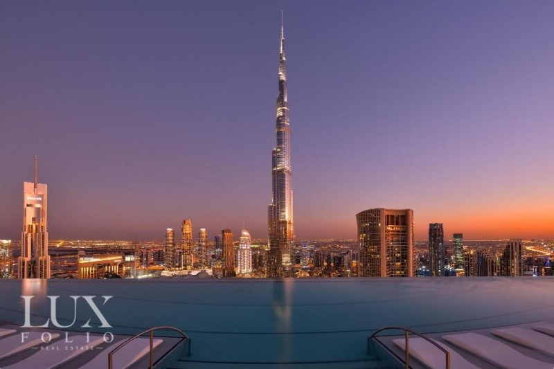 The Address Sky View Tower 2, Downtown Dubai, Dubai image 4