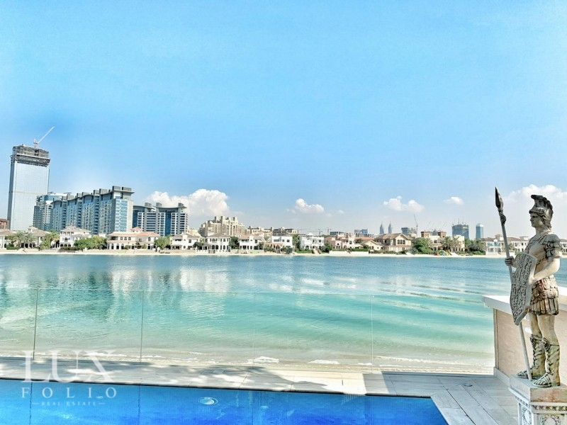 Garden Homes Frond O, Palm Jumeirah, Dubai image 0