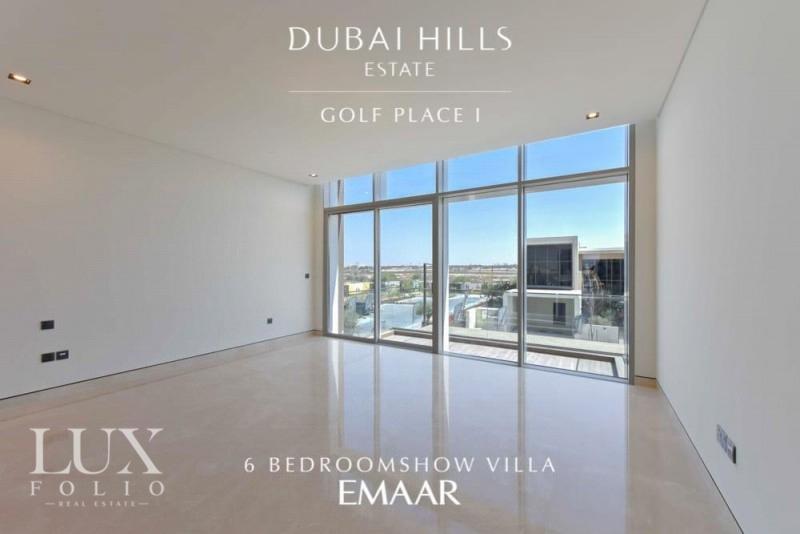 Golf Place, Dubai Hills Estate, Dubai image 9