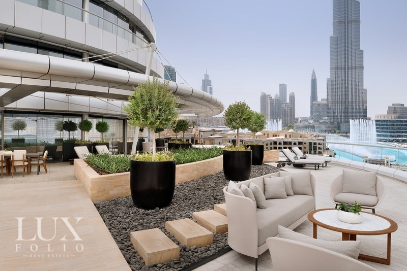 Address Downtown Hotel, Downtown Dubai, Dubai image 9