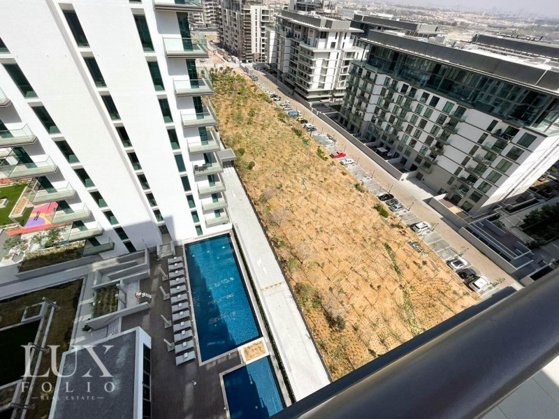 Hartland Greens, Mohammad Bin Rashid City, Dubai image 1