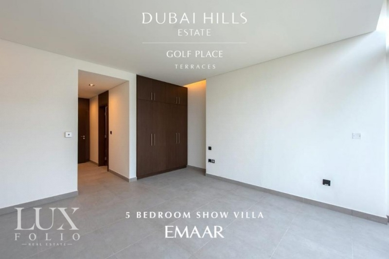 Golf Place, Dubai Hills Estate, Dubai image 8