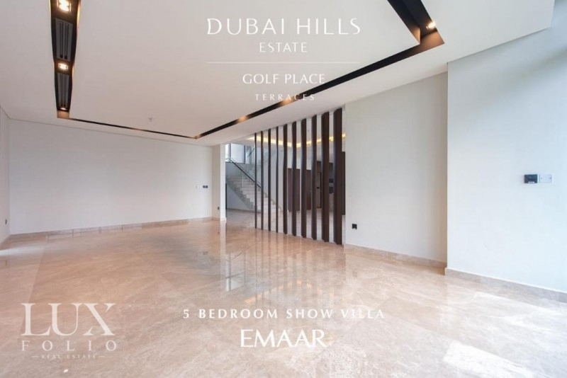 Golf Place, Dubai Hills Estate, Dubai image 3