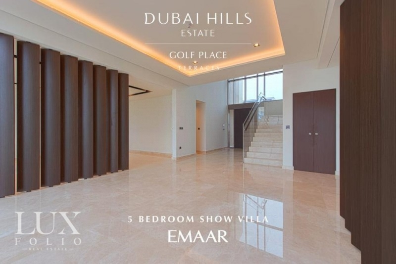 Golf Place, Dubai Hills Estate, Dubai image 4